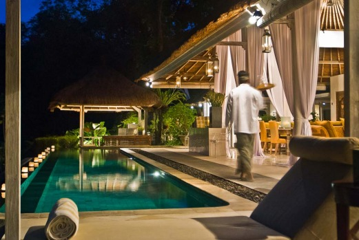 8. Villa Sungai, Tabanan. Villa Sungai is a single, private villa designed with an eye on the fabulous, from the ...