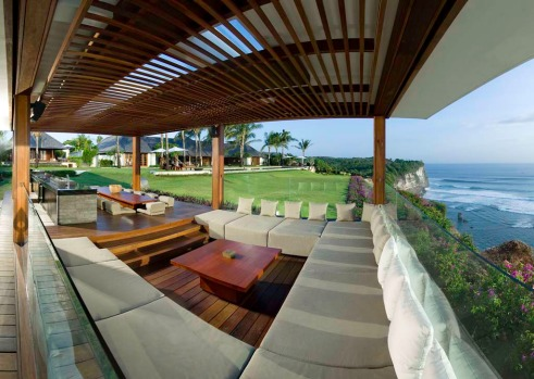 2. The Istana, Uluwatu. The Istana has what money can't buy (permanently) on Bali any more: the most spectacular views ...