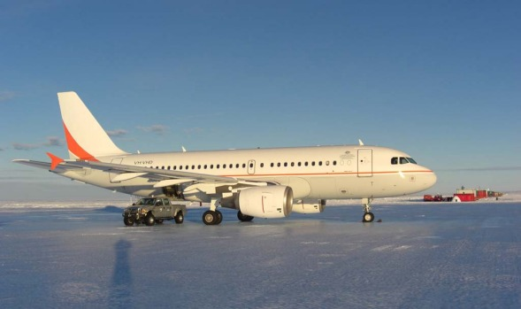 Skytraders is one of the Australian customers for the Airbus ACJ319.