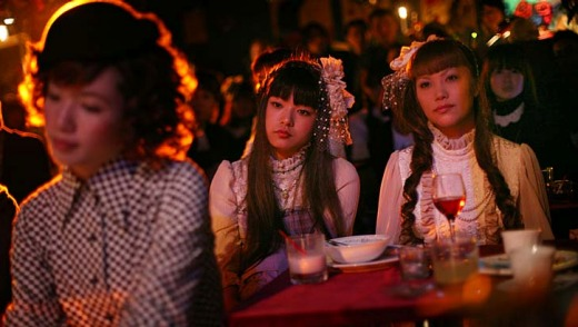 The Japanese can seem conservative, but they also have a streak of eccentricity, as evidenced by the 'Lolita' fashions some young women wear.