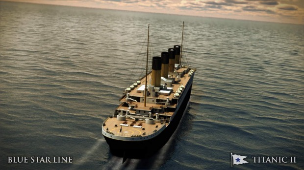Clive Palmer S Titanic Ii Cruise Ship Now Set For 2022 Launch Date