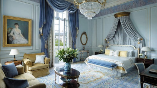 Maha Al-Sudairi spent six months at the Shangri-La Paris, taking over an entire 41-room floor.