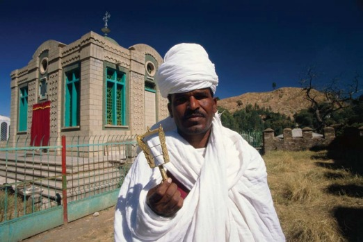 Chapel of the Ark of the Covenant. Northern Ethiopia. While its fate has long been argued over, Ethiopia's authorities ...