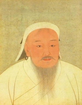 Genghis Khan died in 1227, aged around 65. The exact cause of his death is disputed, with explanations ranging from a ...