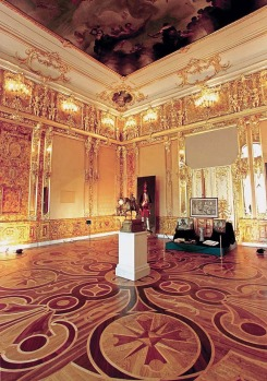 The Amber Room. Purportedly in an underground cavern on the German-Czech border. Sometimes described as the 'eighth ...