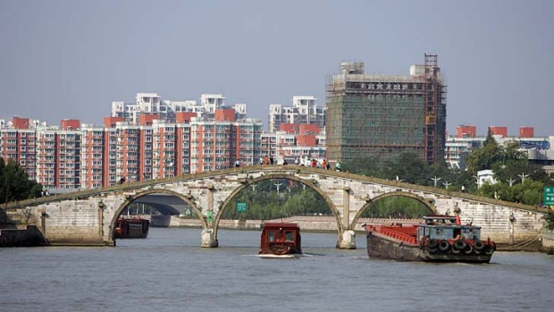 "Explorer Marco Polo described Hangzhou as the ""most beautiful and elegant city in the world"". Now the city is seeking ..."