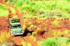 Canning Stock Route, Gibson Desert. The experience: Driving