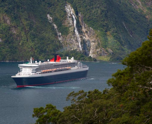Queen Mary 2, Cunard: The world's only true transatlantic ocean liner, Cunard's flagship might not be the biggest cruise ...