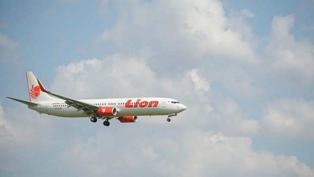 Lion Air is Indonesia's fastest-growing airline.