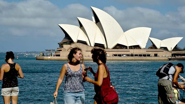 When foreigners think about cities in Australia, they're normally only thinking about one place: Sydney.