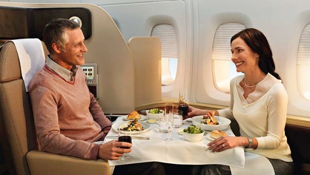Qantas has removed pork from its in-flight menu for Dubai flights. Although a standard practice, the decision has drawn a barrage of racist criticism online.