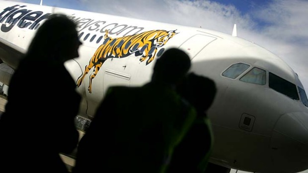 Budget flights with Tiger Airways: Only for a limited time.