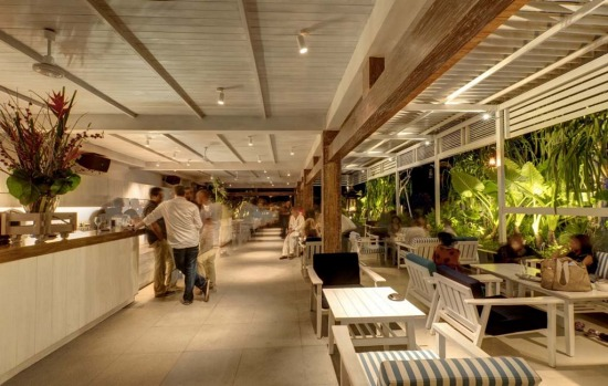 Mozaic Beach Club, Seminyak. Mozaic Beach Club on Batubelig beach offers some of the best of their fine dining Ubud ...