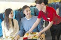 Cathay Pacific has seen a surge in demand for its special meal choices.