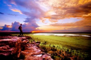 Ubirr sunset, Kakadu. Image supplied.  SHD TRAVEL MAY 12 OZ DEALS. MAY 12 DEALS.