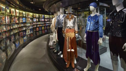Stockholm's pop royalty on display at Abba The Museum.