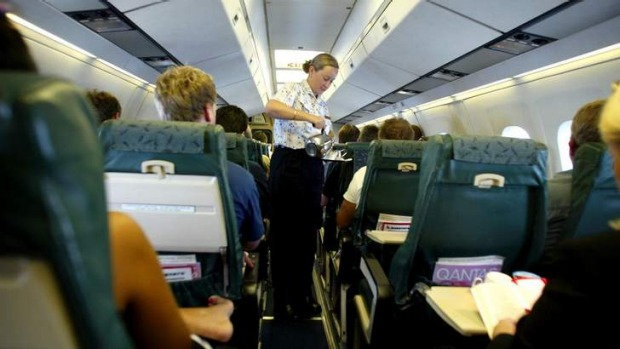 The British Medical Journal says in-flight emergencies occur at a rate of about one per every 11,000 passengers.