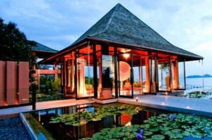 Baba Dining lounge, Sri Panwa Resort, Thailand. Image supplied. SHD TRAVEL JUNE 2 PHUKET. Kristie Kellahan.