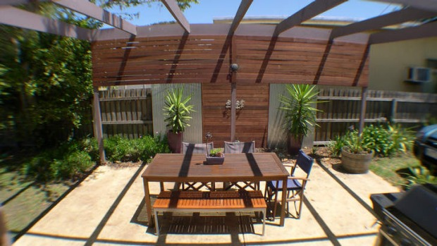 Dog gone good: Workers Playtime has all the essentials, including plenty of outdoor decking.