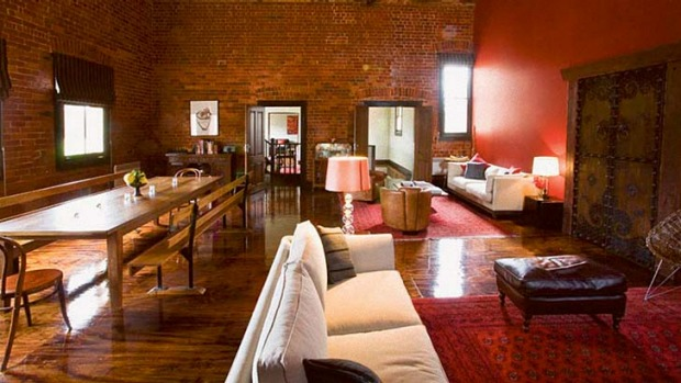 The chic Euroa Butter Factory has a restaurant, cafe, store and B&B accommodation.