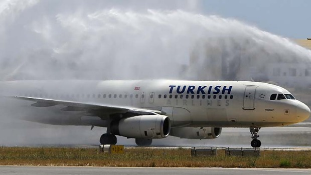 Turkish Airlines is the world's fastest-growing carrier and has about 50 European cities in its network. It plans to offer non-stop Sydney-Istanbul flights in the near future.