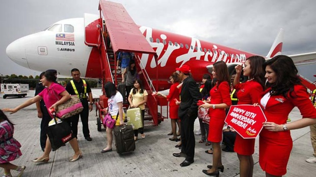 Malaysia's AirAsia, which has dominated budget air travel in Asia with explosive growth over the past decade, faces ...