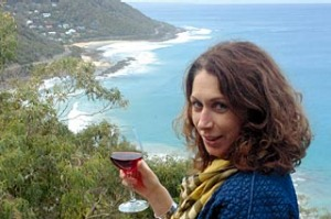 Melbourne fashionista Lisa Gorman takes to the Great Ocean Road.