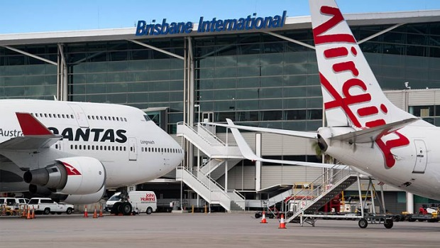"fbe95f43f1 Virgin Australia s facilities at Brisbane Airport are set to be  ""significantly upgraded""."