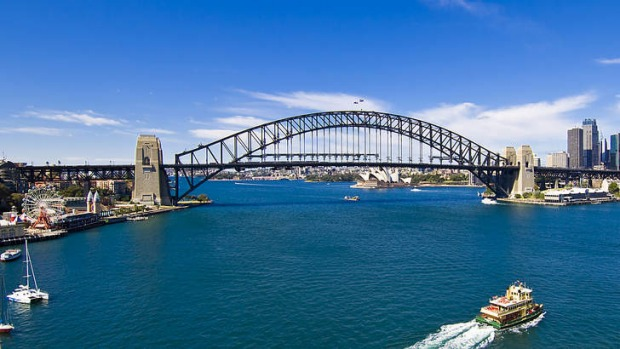 The long-term strength of the Australian dollar has affected Sydney's value-for-money as a tourist destination.
