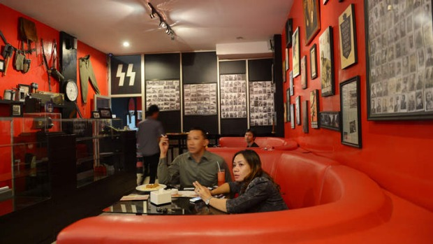 Indonesia S Nazi Cafe Sparks Anger