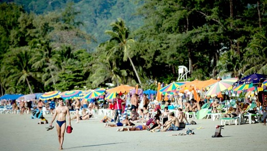 Land of Smiles'? Not for tourists exposed to Phuket's dark side