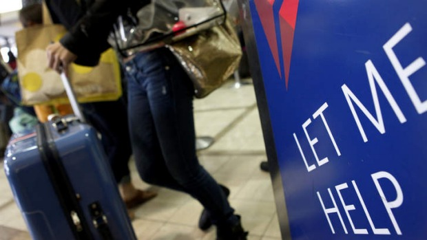 The CEO of Delta Air Lines has blasted the long delays international passengers face when passing through immigration at ...