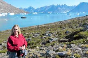 shd travel july 28 shore excursion jane fraser SUPPLIED robyn wootton greenland   shore excursions - robyn wootton in ...
