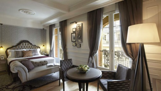 Paris design hotels for Iblaresort design boutique hotel ragusa rg
