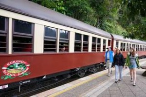 shd travel august 11 Kuranda Scenic Railway Photos by Jane E. Fraser