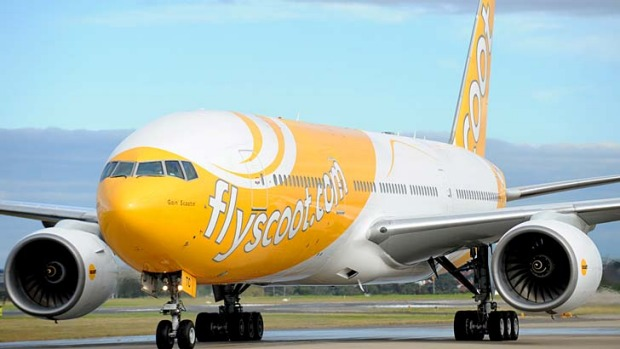 scoot airlines - photo #4