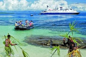 Orion cruise PNG