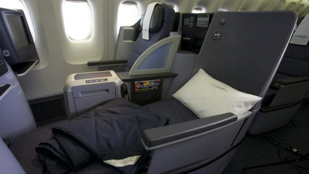 United Airlines Business Class Seating