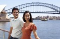 The number of Indian tourists coming to Australia is increasing.