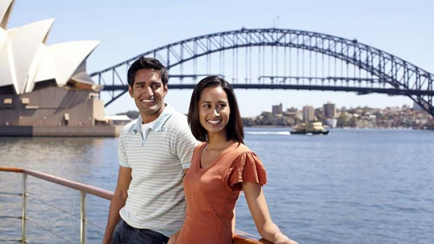 India is one of Australia's fastest growing tourism markets.