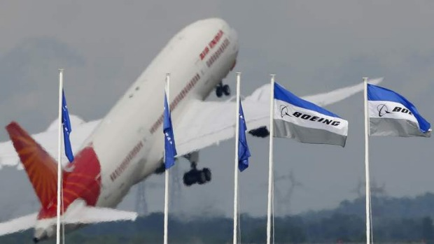 High hopes: Air India will resume flights from Delhi to Sydney and Melbourne on Thursday, with the first Dreamliner ...