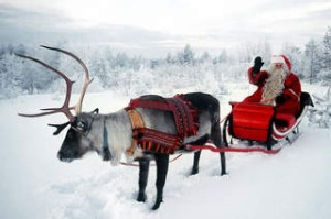 SHD TRAVEL September 1st, Cover Story, Christmas. Santa Claus Village, Lapland, rovaniemi .   Santa Claus, pictured ...