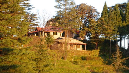 Nandadevi Estate.