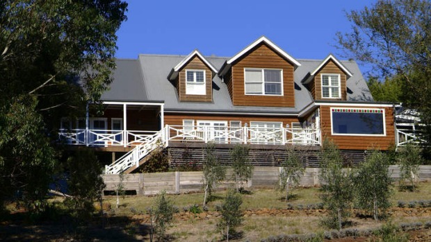 The Spring Hill Farm Stay in  Burrawang.