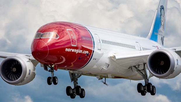 Norwegian Air Shuttle has grounded a 787 Dreamliner and demanded Boeing repair the new aircraft.