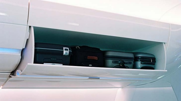 Airlines are increasingly failing to enforce their own carry-on baggage limits.