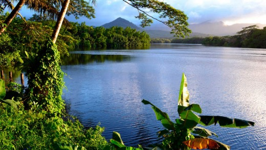 Pacific pursuits: Pohnpei.