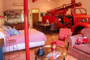 shd travel september 8 best kids hotel rooms  SUPPLIED  Fire Engine with Pole.jpg