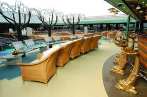 SHD TRAVEL September 8 cruise director MS Oosterdam Supplied ms_Oosterdam__Lido_Bar_