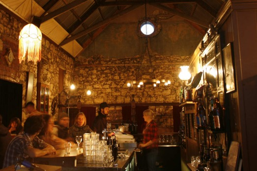Nortcote, Melbourne. The family-friendly Wesley Anne, an old church turned venerable bar/restaurant/live music venues.